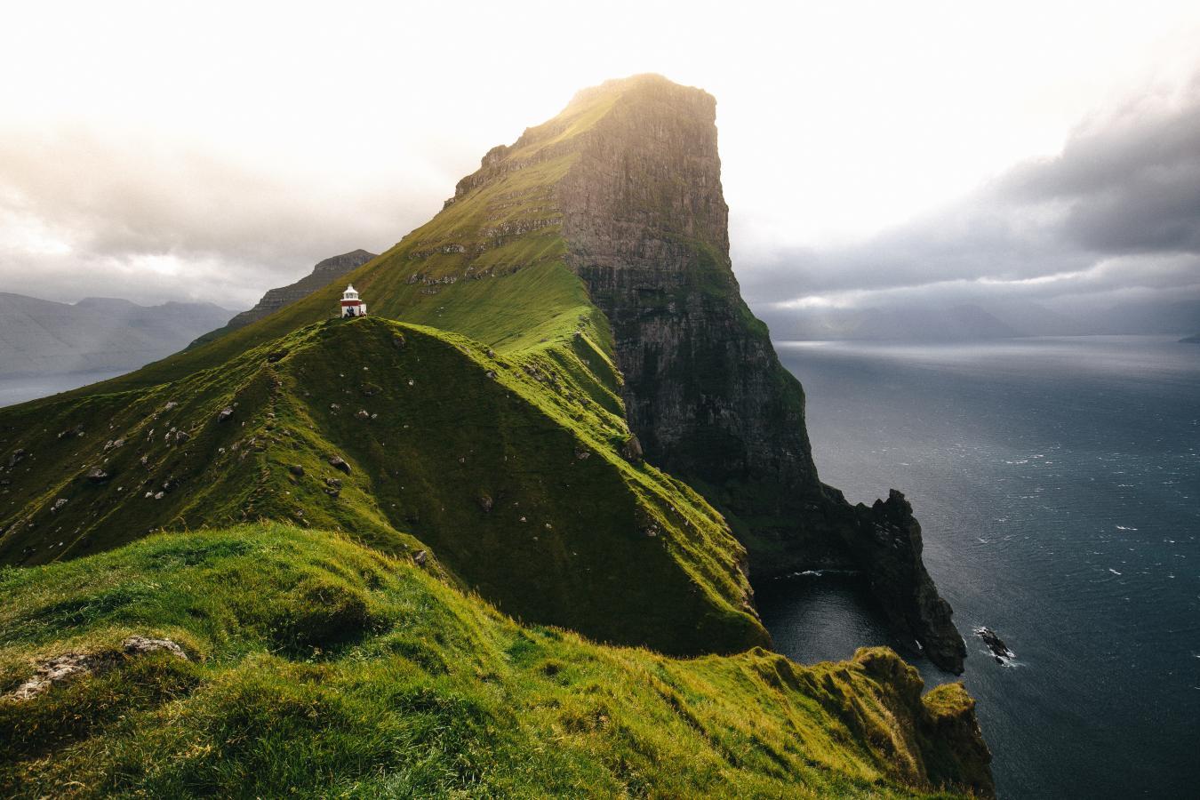 Scopri Come Raggiungere Le Isole Faroe Visitdenmark