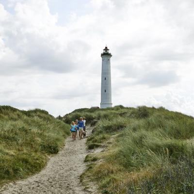 Lyngvig Lighthouse Hvide Sande